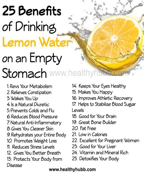 Lemon Water Daily Detox by 25 Benefits Of Lemon Water On An Empty