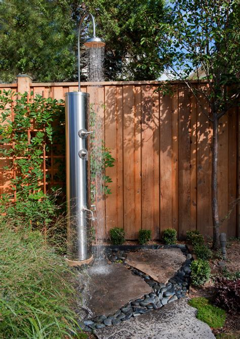 Outdoor Showers Ideas by Outdoor Shower Ideas Content In A Cottage
