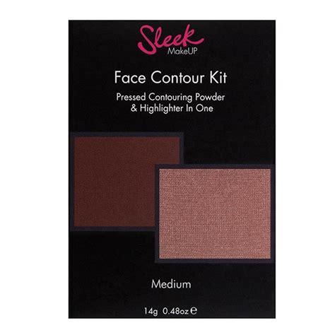 best contour kit contour kit in medium contouring sleek makeup