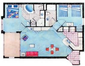 summer bay resort orlando condo floor plan bid per 7 night stay in a 2 bedroom suite at summer bay