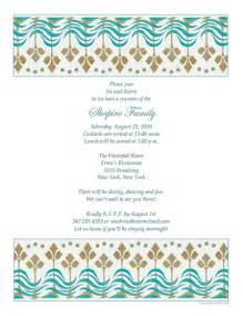 family reunion letter template family reunion template frt 07