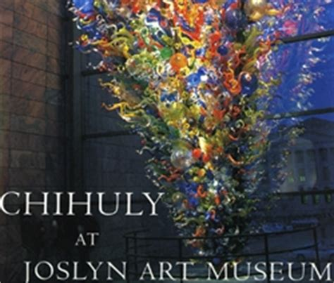 chihuly  joslyn art museum notecards