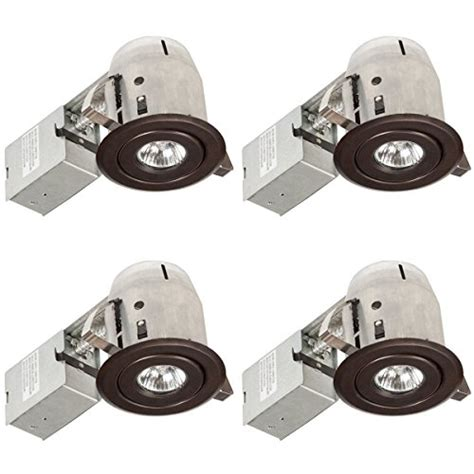 easy install recessed lighting globe electric 90964 3 dimmable downlight swivel