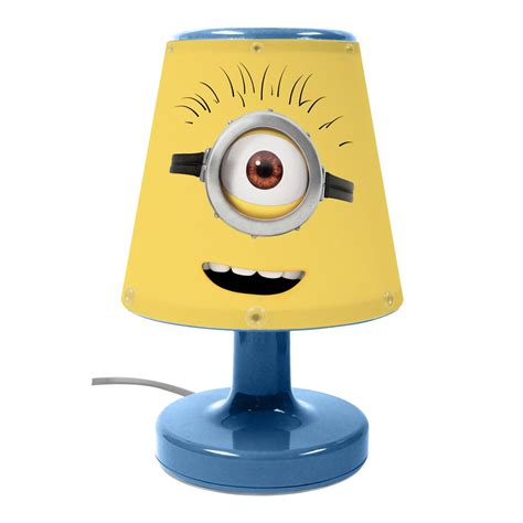 Disney Character Kids Bedroom Bedside Lamps For Boys And Lights For Boys