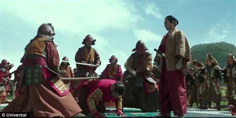 film fantasy giapponesi keanu reeves stars as a sword wielding samurai in long