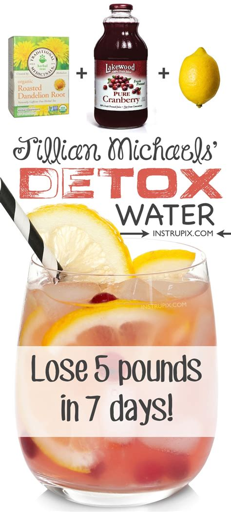 Jillian Detox Water Recipe by Cleansing Detox Water Recipe To Lose Weight Fast 3