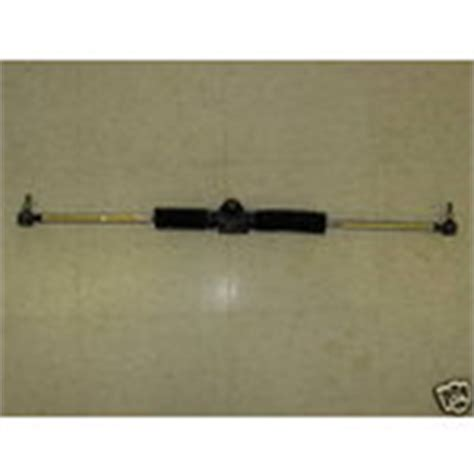 yerf steering rack n pinion tie rod go kart cart nr