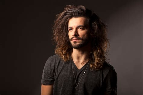 long hairstyles for men in their 30s healthy hair care for men in their 30s with long hair