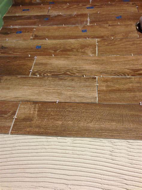 ceramic tile that looks like hardwood home garden pinterest