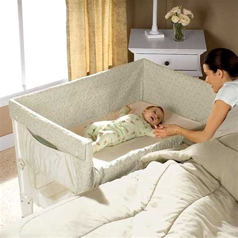 bassinet in bed newborn baby expenses
