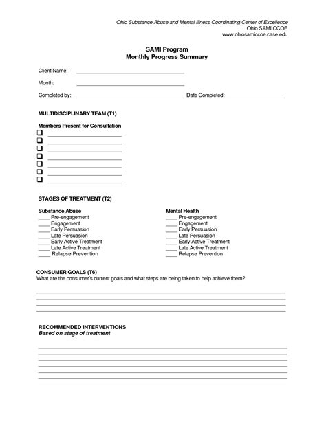 19 best images of relapse prevention worksheets pdf