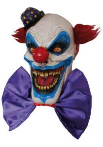 Scariest Halloween Masks Scary Chompo The Clown Mask