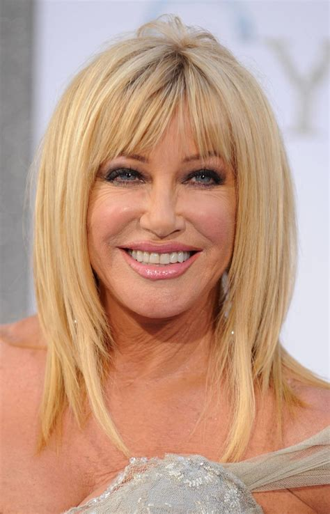 bangs shoulder length hair older women 51 must see layered haircut to see before your next salon