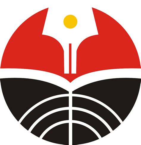 Logo Tutorial Upi   logo universitas pendidikan indonesia upi kumpulan