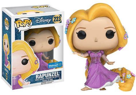 Funko Pop Disney Rapunzel Glitter Walmart Exclusive walmart exclusive glitter disney princess funko pops