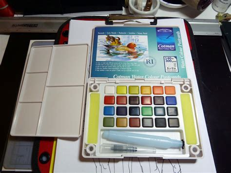 Koi Water Color Pocket Set 24 664v spotlight on the paper mate flair felt tip pens and the