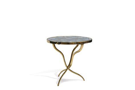 brass buffet table ls constellation sideboard goatskin brass scala luxury