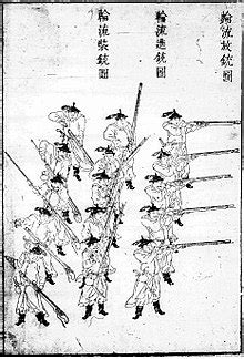 Volley fire - Wikipedia