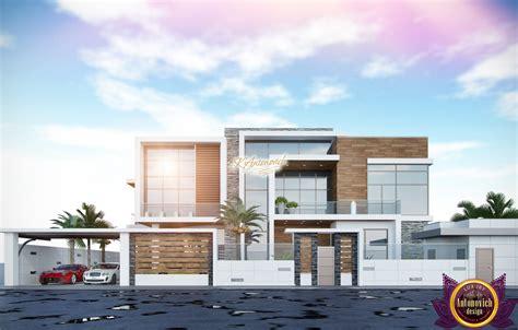 Modern Luxury House Design Modern modern luxury villa exterior design
