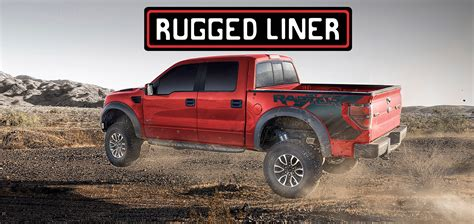 Rugged Bed Liners by Rugged Liner