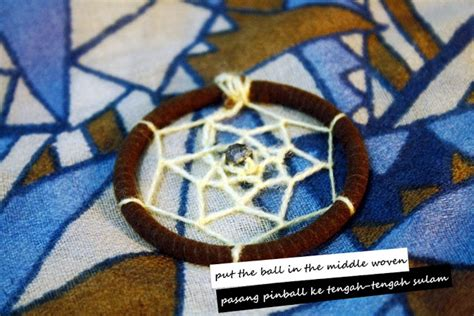 Dreamcatcher Necklace Kalung Dreamcatcher 1 ishootstyle d i y quot catcher necklace quot
