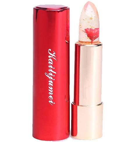 Lipstik Jelly flower jelly lipsticks the fabulous new trend the