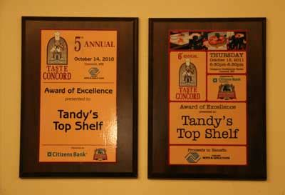 Tandys Top Shelf by Tandys Top Shelf Pub Concord New Hshire Tandyspub