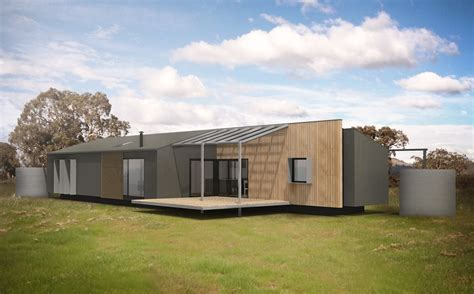 House Plans Master On Main by Modern Modular Home Prebuilt Residential Australian