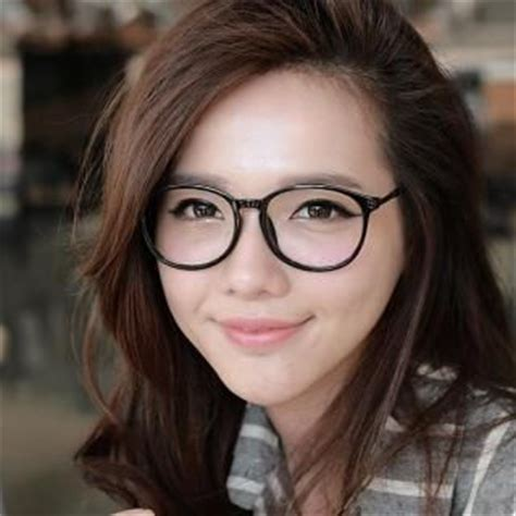 asian hairstyle glasses eye buy cuteberry glasses with free international