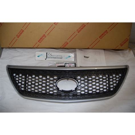 V Grill 250 Fi Add Note For Colour 2004 2005 2006 2007 2008 lexus rx330 rx350 rx400h toyota harrier mesh grille