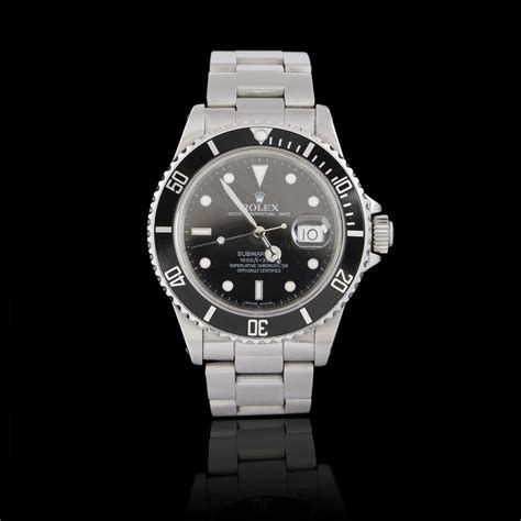 Rolex, Oyster Perpetual Date, Submariner model   Expertissim