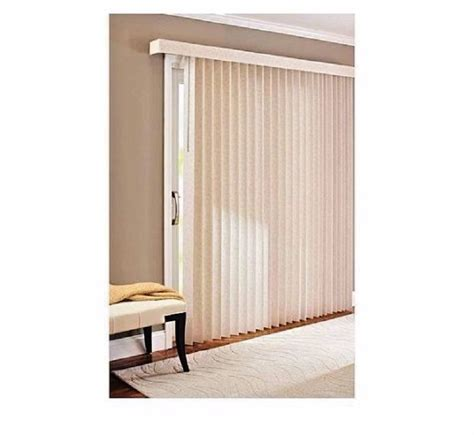 Vertical Blinds For Patio Door Vertical Blinds For Sliding Glass Doors Beige Window Patio