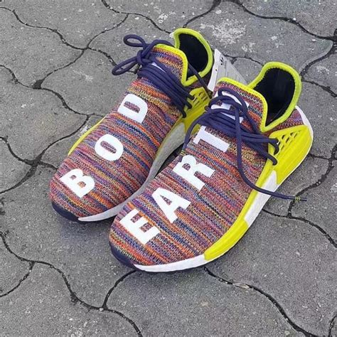 Nmd Human Race Pw Race Trail Multicolor hashtag humanracenmd humanracenmd from