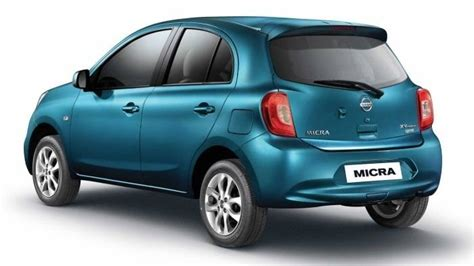 nissan micra petrol average nissan micra price in india images mileage features