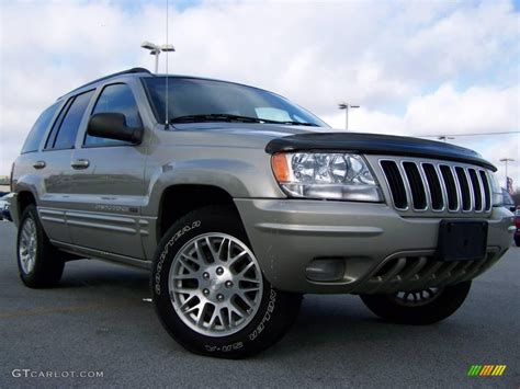 2003 light pewter metallic jeep grand limited 4x4 23074791 gtcarlot car color
