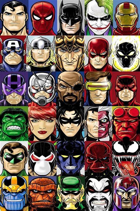 custom canvas art marvel superheroes wallpaper batman wall