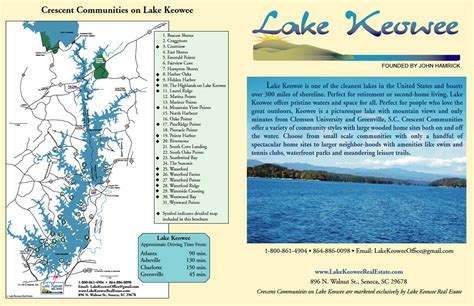 communities real estate lake keowee sc homes  sale