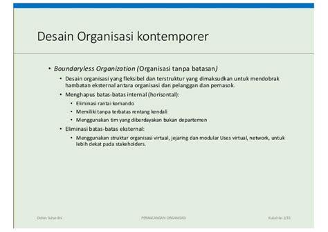 desain struktur organisasi manajemen desain struktur organisasi kuliah 2 ompi