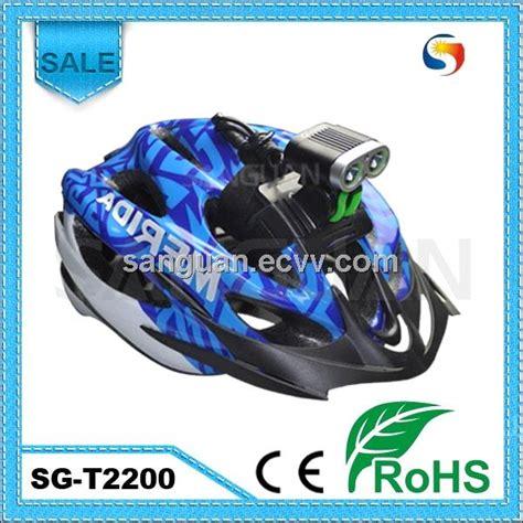 dirt bike helmet light sanguan cree xml u2 led 2200 lumen dirt bike helmet light