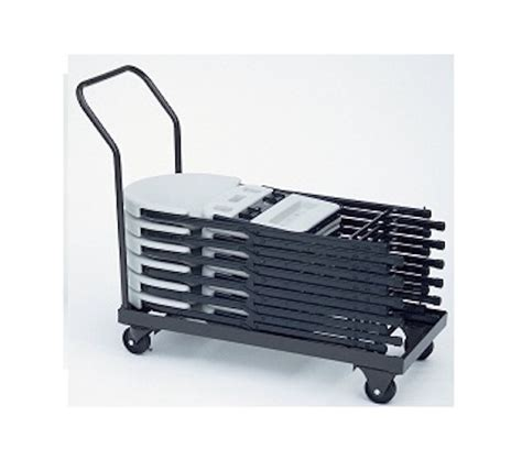 Folding Chair Cart new correll folding chair carts folding chair dolly