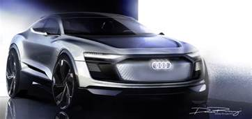 Audi Future Models Audi S New Electric Car Concept Is Pretty Obviously From