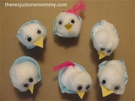 cotton craft for preschooler craft there s just one
