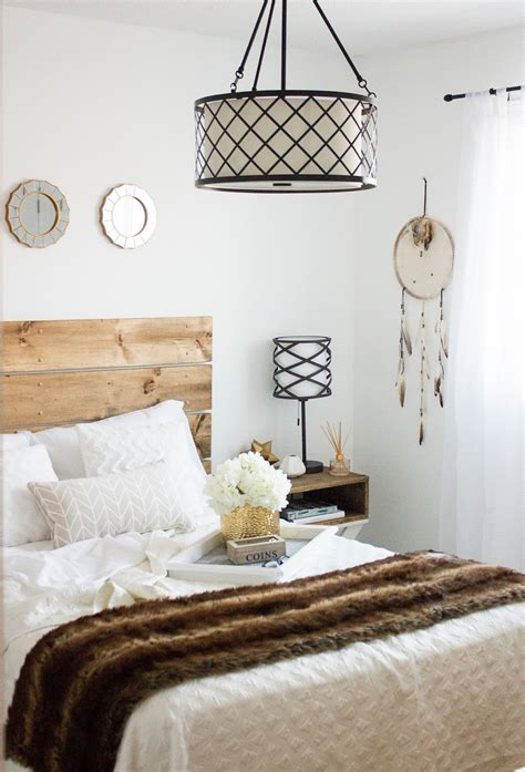 build diy  stand nightstands   headboard
