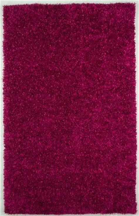 magenta area rug tribeca magenta rug modern rugs by allmodern