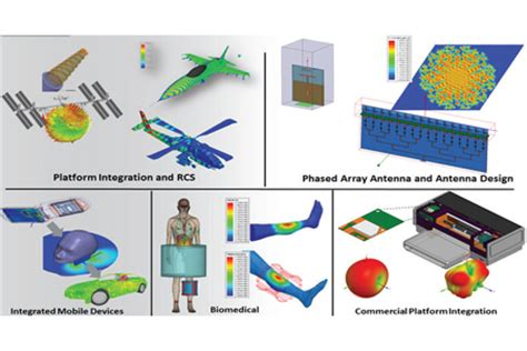 simulazione placement test ansys hfss for antenna simulation
