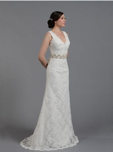 imagenes vestidos de novia escote v susana vestidos de novia sencillos para gorditas