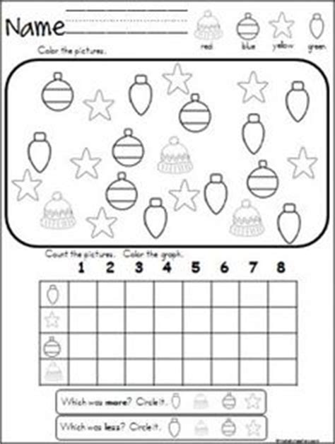 printable graphs for pre k math tableau quantit 233 nombre on pinterest count i