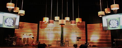 Coffee Shop Stage Design | this ain t no starbucks church stage design ideas