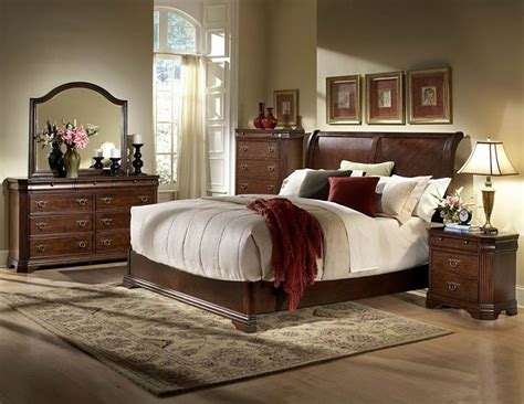 dallas designer furniture canton bedroom set with