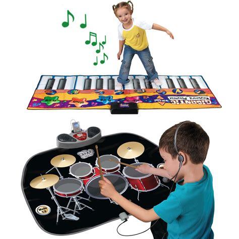 piano keyboard drum playmat